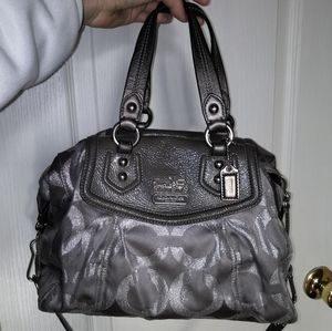 Coach Madison op Art Audrey bag